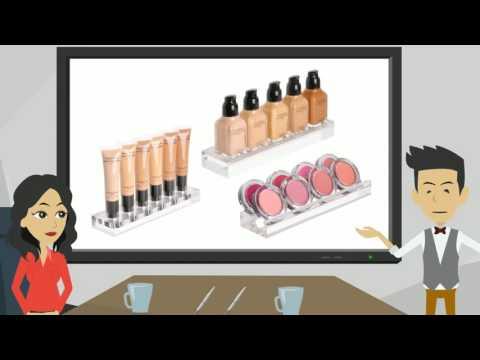 Interested in starting your own cosmetics brand?