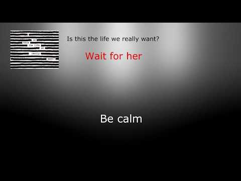 "Roger Waters - ""Wait for her"" / ""Oceans apart"" / ""Part of me died"" - with lyrics"