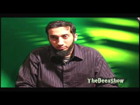 Do you intend to question the Messenger? - Nouman Ali Khan
