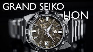 Introducing The Lion Inspired Grand Seiko Ltd Anniversary Pieces.  SBGA403 and SBGC231 Review.