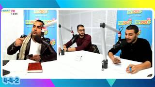 Gambar cover Firas Lahyani - Invité KnOoz FM .. (02/01/2020)