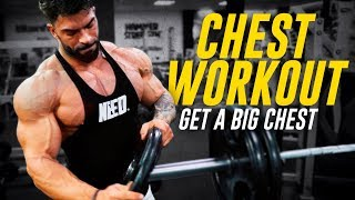 CHEST WORKOUT for MASS & SHAPE - UNDERCONSTRUCTION SERIES 1
