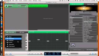 Garageband Tutorial: Making a solid drum beat