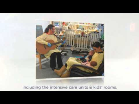Music Therapy at the Stollery