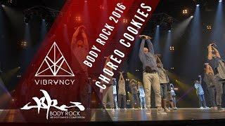Choreo Cookies | Body Rock 2016 [@VIBRVNCY Front Row 4K] @choreocookies #bodyrock2016