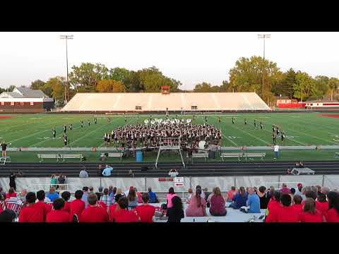 Roosevelt at Des Moines Marching Band Festival 2017 - The Music of Queen