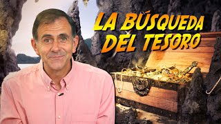 LA BÚSQUEDA DEL TESORO | JUAN MANUEL COTELO