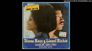 """Diana Ross & Lionel Richie ☆ Endless Love (From """"The Endless Love"""" Soundtrack)"""