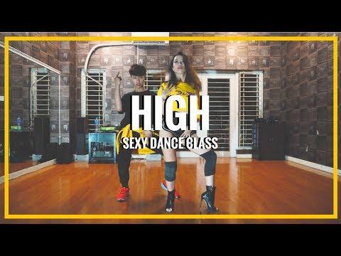 High (Whethan, Dua Lipa) /  LeyMy Choreography / Jazz Funk Dance Class