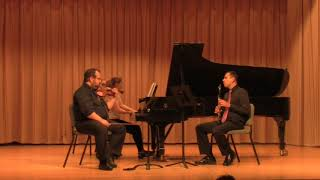 Khachaturian Piano Trio
