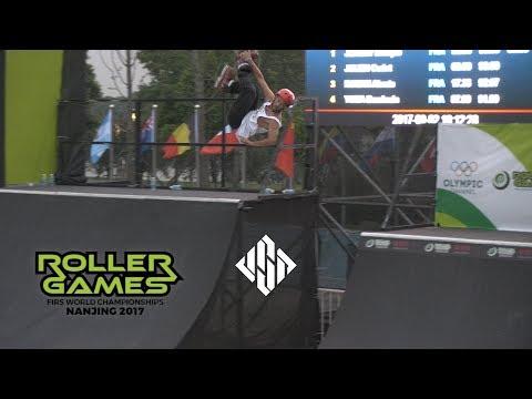 USD at Roller Games world championships in Nanjing 2017 - USD Skates