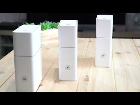 أرخص راوتر يقدم تقنية Wi-Fi Mesh لتغطية المنزل بالكامل!