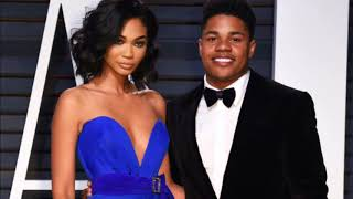 CHANEL IMAN and STERLING SHEPARD On Their Wedding Day [PICS & VIDEO]