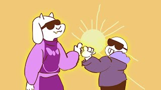 SANS AND TORIEL TEAM UP SO YOU CAN