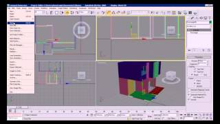 Tutorial 18 (membuat lantai teras dan lantai carport bangunan compact house) Thumbnail