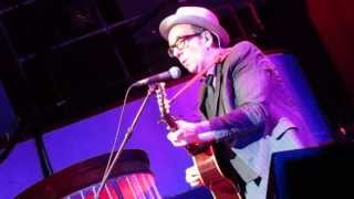 """A Slow Drag With Josephine"" - Elvis Costello (Bristol, 2013)"