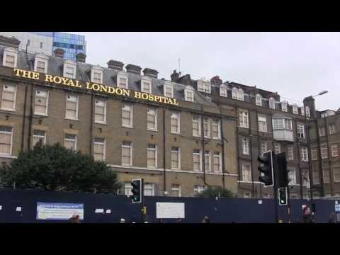 Royal London Hospital (old building) - Whitechapel