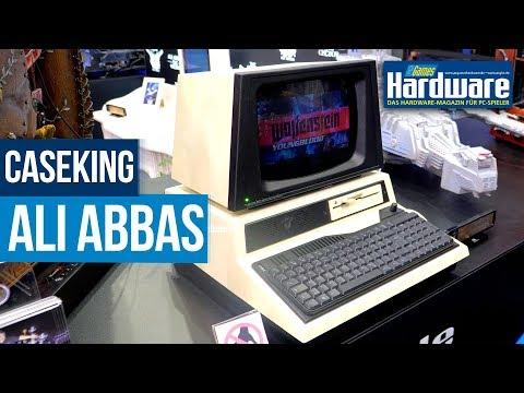 Caseking   Case-Modding   Ali Abbas The Cre8or   Gamescom 2019