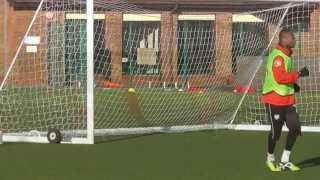 Small Sided Training Games