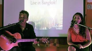 Orali Lageko (live) by Nhyoo Bajracharya and Shweta Punjali