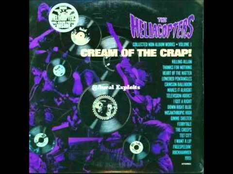 The Hellacopters - Down Right Blue (Rare)