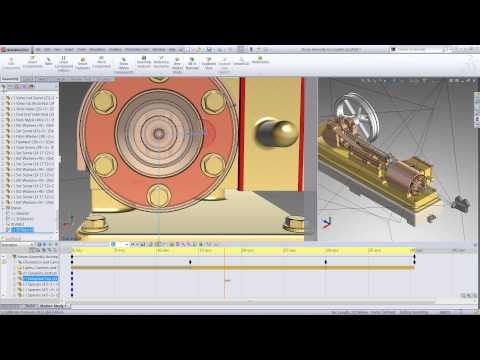 Creating Animations in Solidworks [Webcast]