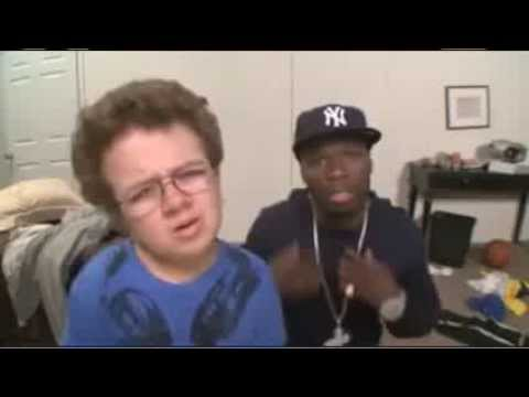 Keenan Cahill (Feat. 50 Cent) - Down On Me
