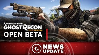 Ghost Recon: Wildlands Open Beta Start Date Announced - GS News Update