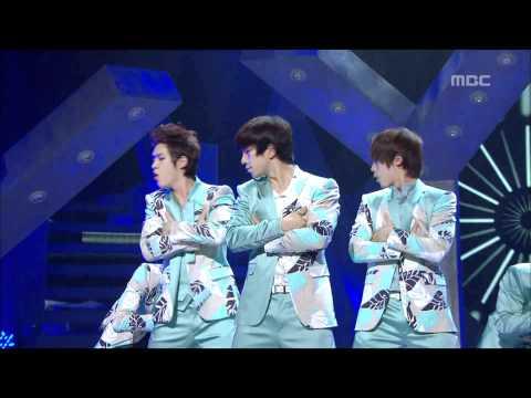 MBLAQ - Y, 엠블랙 - 와이, Music Core 20100605