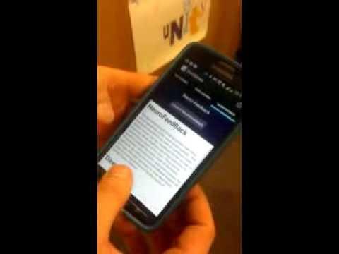 SixthSense Mind Control App Demonstration