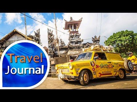 Travel Journal (176) - S Danem Přibáněm a trabanty v…