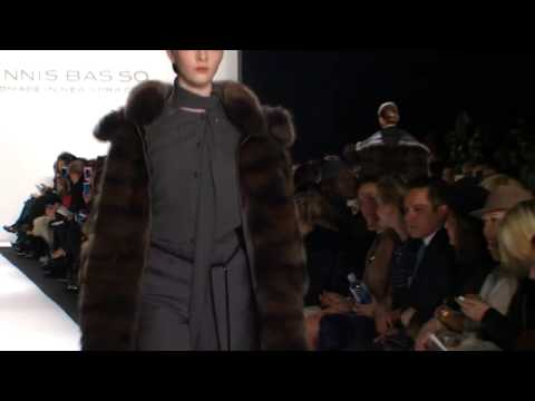 Dennis Basso   Fall Winter 2015/2016 Full Fashion Show   Exclusive