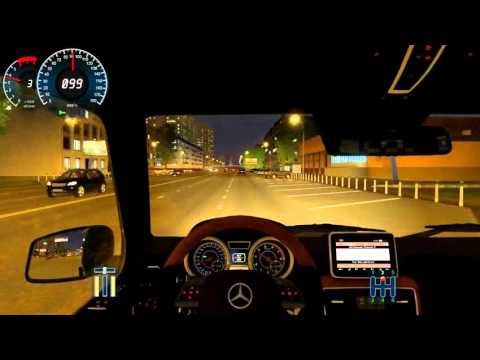 Симулятор вождения машины на ПК