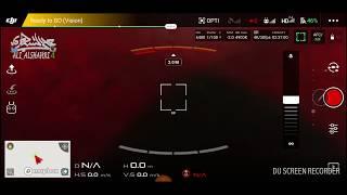 طريقة ضبط الإعدادات على صيغة الراو RAW في فانتوم Dji Phantom 4 Pro