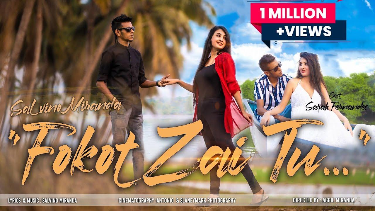 Download Fokot Zai Tu   SaLvino Miranda   New konkani Love Song 2021(Official Video) [HD]
