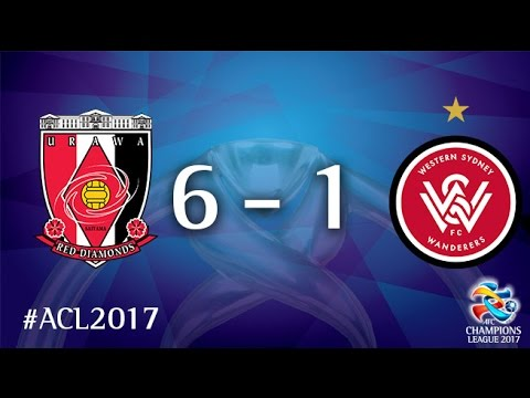 Urawa Red Diamonds vs Western Sydney Wanderers (AFC Champions League 2017 : Group Stage)