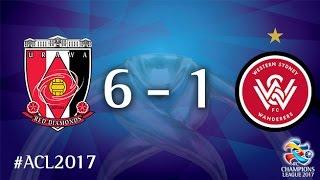 Urawa Red Diamonds vs Western Sydney Wanderers (AFC Champions League 2017 : Group Stage)