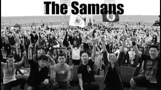 "The Samans - live ""Katana"", ""Khan"" Music Power Rock China 30 2016 Changchun"
