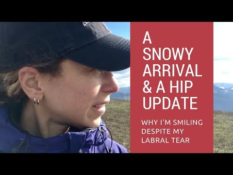 Italy Arrival//Hip Labral Tear Update: MRI? Surgery? SMILING?