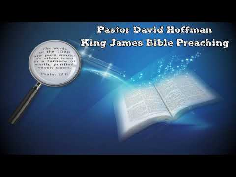 David Hoffman - Thought Life, Moses Reaction, All Seeing Eye, Renew Your Mind, Overcoming Fear