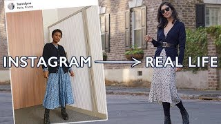Shop Your Closet & Make Your OLD Clothes Feel NEW Again | Chic Street Style