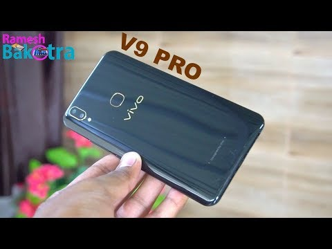 Vivo V9 Pro Unboxing and Full Review