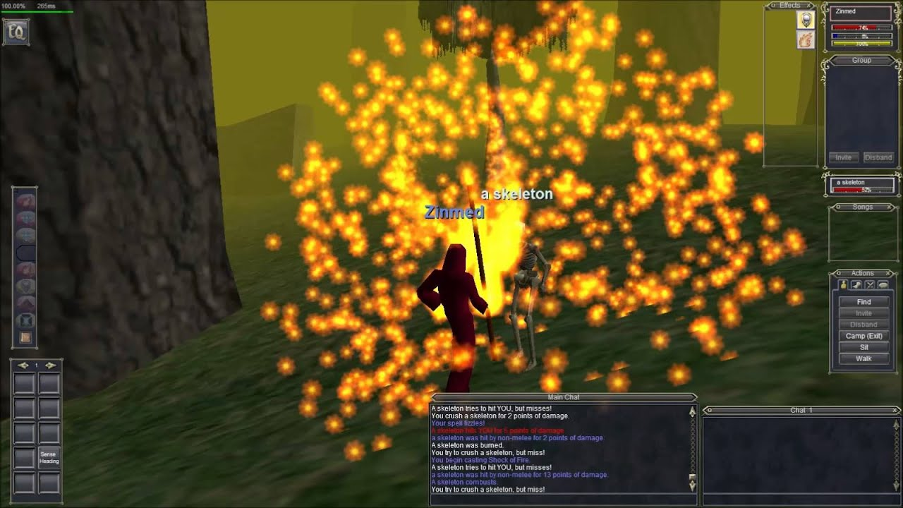 Project 1999 Classic Everquest - New Wizard!