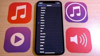 iPhone 12 All Ringtones