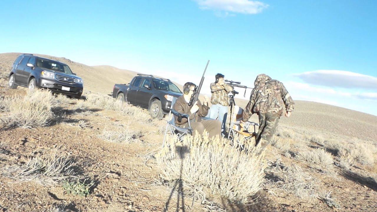 Government Peak Wilderness   Blm Nevada Shooting