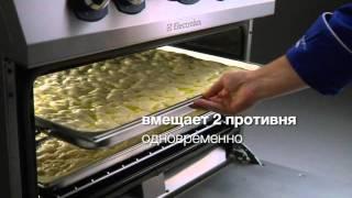 видео Промышленные жарочные шкафы