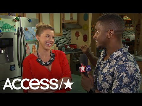 'Fuller House': Jodie Sweetin On 's Emmy Nom & Stephanie Becoming A Mom!  Access