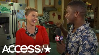 'Fuller House': Jodie Sweetin On Show's Emmy Nom & Stephanie Becoming A Mom! | Access