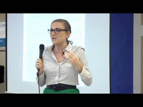 Youth Employment Workshop - Emma Craig - Standup F...
