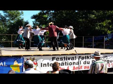 Academy of Mexican Dance and Music Chihuahua en Fr